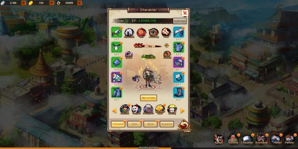 Ninja Erben der Macht 5